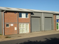 B1 units at Romsey Industrial Estate1