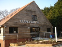 New Headquarters Building for Blanchard Wells Ltd.